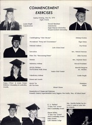 Page 15, 1974 Edition, Lebo High School - Wolf Cry Yearbook (Lebo, KS) online yearbook collection