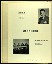 Page 10, 1954 Edition, Waverly High School - Annual Yearbook (Waverly, KS) online yearbook collection
