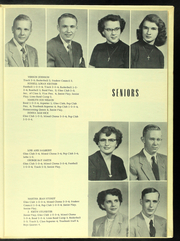 Page 13, 1954 Edition, Waverly High School - Annual Yearbook (Waverly, KS) online yearbook collection