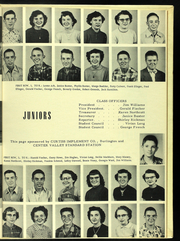 Page 15, 1954 Edition, Waverly High School - Annual Yearbook (Waverly, KS) online yearbook collection
