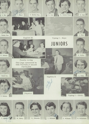 Page 19, 1955 Edition, Waverly High School - Annual Yearbook (Waverly, KS) online yearbook collection