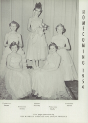 Page 30, 1955 Edition, Waverly High School - Annual Yearbook (Waverly, KS) online yearbook collection