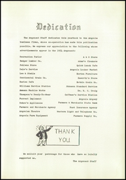 Page 9, 1954 Edition, Argonia High School - Argonaut Yearbook (Argonia, KS) online yearbook collection