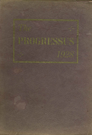 1928 Edition, Williamsburg High School - Progressus Yearbook (Williamsburg, KS)