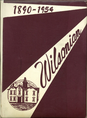 1954 Edition, Wilson High School - Wilsonian Yearbook (Wilson, KS)