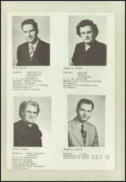Page 13, 1950 Edition, Deerfield High School - Spartan Yearbook (Deerfield, KS) online yearbook collection