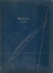 Page 1, 1951 Edition, Deerfield High School - Spartan Yearbook (Deerfield, KS) online yearbook collection