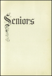 Page 15, 1951 Edition, Deerfield High School - Spartan Yearbook (Deerfield, KS) online yearbook collection