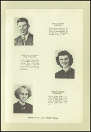 Page 17, 1951 Edition, Deerfield High School - Spartan Yearbook (Deerfield, KS) online yearbook collection