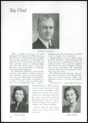 Page 16, 1945 Edition, Shawnee Mission High School - Indian Yearbook (Shawnee Mission, KS) online yearbook collection