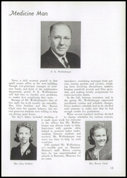Page 17, 1945 Edition, Shawnee Mission High School - Indian Yearbook (Shawnee Mission, KS) online yearbook collection