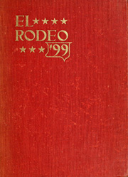 University of Southern California - El Rodeo Yearbook (Los Angeles, CA) online yearbook collection, 1899 Edition, Page 1