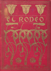 University of Southern California - El Rodeo Yearbook (Los Angeles, CA) online yearbook collection, 1910 Edition, Page 1