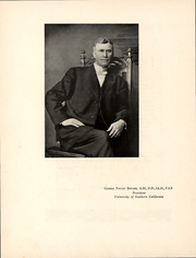 Page 8, 1915 Edition, University of Southern California - El Rodeo Yearbook (Los Angeles, CA) online yearbook collection