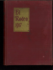University of Southern California - El Rodeo Yearbook (Los Angeles, CA) online yearbook collection, 1917 Edition, Page 1
