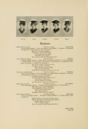 Page 292, 1917 Edition, University of Southern California - El Rodeo Yearbook (Los Angeles, CA) online yearbook collection