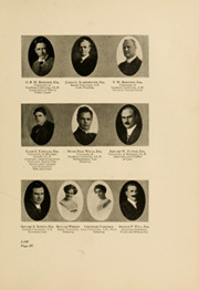 Page 305, 1917 Edition, University of Southern California - El Rodeo Yearbook (Los Angeles, CA) online yearbook collection