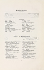 Page 12, 1920 Edition, University of Southern California - El Rodeo Yearbook (Los Angeles, CA) online yearbook collection
