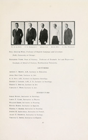 Page 17, 1920 Edition, University of Southern California - El Rodeo Yearbook (Los Angeles, CA) online yearbook collection