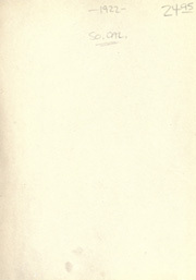 Page 5, 1922 Edition, University of Southern California - El Rodeo Yearbook (Los Angeles, CA) online yearbook collection