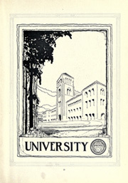 Page 7, 1922 Edition, University of Southern California - El Rodeo Yearbook (Los Angeles, CA) online yearbook collection