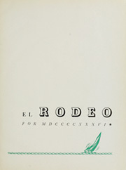 Page 7, 1936 Edition, University of Southern California - El Rodeo Yearbook (Los Angeles, CA) online yearbook collection
