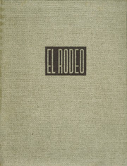 University of Southern California - El Rodeo Yearbook (Los Angeles, CA) online yearbook collection, 1938 Edition, Page 1