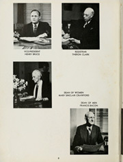 Page 12, 1940 Edition, University of Southern California - El Rodeo Yearbook (Los Angeles, CA) online yearbook collection
