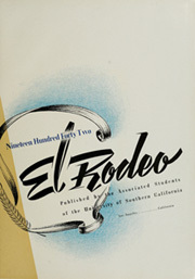 Page 7, 1942 Edition, University of Southern California - El Rodeo Yearbook (Los Angeles, CA) online yearbook collection