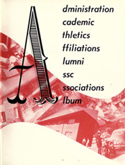 Page 7, 1952 Edition, University of Southern California - El Rodeo Yearbook (Los Angeles, CA) online yearbook collection