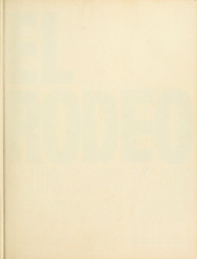 Page 3, 1963 Edition, University of Southern California - El Rodeo Yearbook (Los Angeles, CA) online yearbook collection