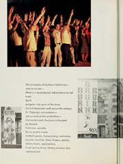 Page 8, 1967 Edition, University of Southern California - El Rodeo Yearbook (Los Angeles, CA) online yearbook collection