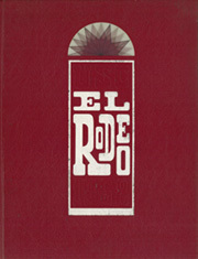 1968 Edition, University of Southern California - El Rodeo Yearbook (Los Angeles, CA)