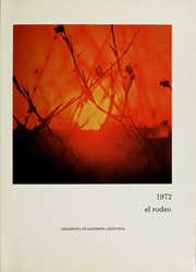 Page 5, 1972 Edition, University of Southern California - El Rodeo Yearbook (Los Angeles, CA) online yearbook collection