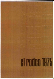 University of Southern California - El Rodeo Yearbook (Los Angeles, CA) online yearbook collection, 1975 Edition, Page 1