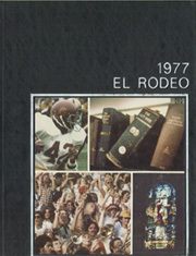 1977 Edition, University of Southern California - El Rodeo Yearbook (Los Angeles, CA)
