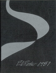 1987 Edition, University of Southern California - El Rodeo Yearbook (Los Angeles, CA)