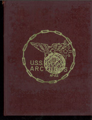1970 Edition, Arcturus (AF 52) - Naval Cruise Book