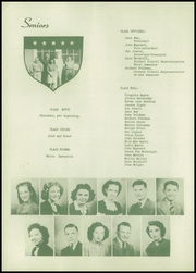 Page 12, 1947 Edition, Fowler High School - Goldbug Yearbook (Fowler, KS) online yearbook collection