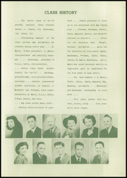 Page 13, 1947 Edition, Fowler High School - Goldbug Yearbook (Fowler, KS) online yearbook collection