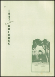 Page 5, 1947 Edition, Fowler High School - Goldbug Yearbook (Fowler, KS) online yearbook collection