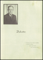 Page 7, 1947 Edition, Fowler High School - Goldbug Yearbook (Fowler, KS) online yearbook collection