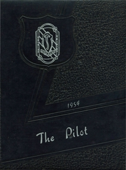 1954 Edition, Thayer High School - Pilot Yearbook (Thayer, KS)