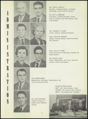 Page 11, 1955 Edition, Cunningham High School - Wildcatter Yearbook (Cunningham, KS) online yearbook collection