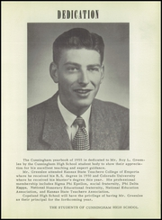 Page 7, 1955 Edition, Cunningham High School - Wildcatter Yearbook (Cunningham, KS) online yearbook collection