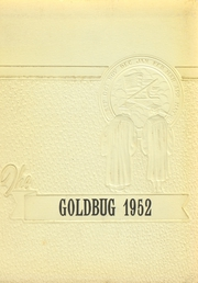 1952 Edition, Kensington High School - Goldbug Yearbook (Kensington, KS)