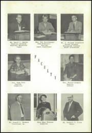 Page 13, 1957 Edition, Goessel High School - Bluebird Yearbook (Goessel, KS) online yearbook collection
