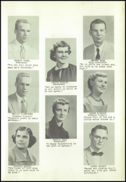 Page 17, 1957 Edition, Goessel High School - Bluebird Yearbook (Goessel, KS) online yearbook collection
