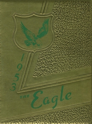 1953 Edition, Olpe Rural High School - Eagle Yearbook (Olpe, KS)
