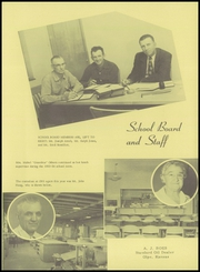 Page 11, 1954 Edition, Olpe Rural High School - Eagle Yearbook (Olpe, KS) online yearbook collection